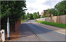 SO8483 : Dunsley Road, Kinver by P L Chadwick