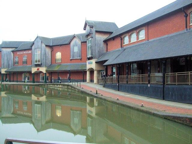 Castle Quay Shopping Centre, Banbury