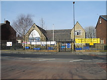 SJ9297 : St. Stephen's CE Primary School, Audenshaw by John Topping