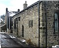 SK2796 : Porter's Lodge, Bolsterstone by Dave Pickersgill