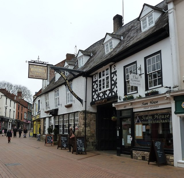 Ye Olde Reine Deer Inn, Banbury