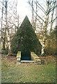 SE2812 : Pyramid Bretton Park by Alan Terrill