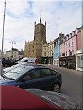 SP0202 : St John the Baptist Church by Peter Wood