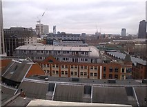 TQ3180 : A southerly view from The OXO Tower by Richard Humphrey