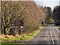 NX8456 : A710 near Kippford by David Dixon