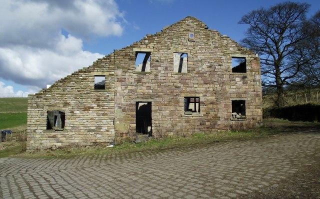 Barn conversion at Asmus Farm