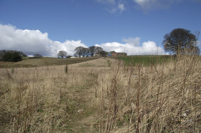 Footpath to Castle Farm