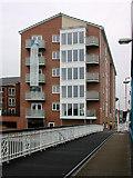 TA1029 : Wincolmlee, Kingston upon Hull by Bernard Sharp