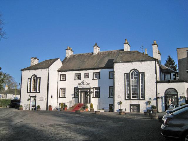 Gretna Hall Hotel (C) Richard Dorrell :: Geograph Britain and Ireland