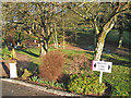 NY3168 : Gretna Hall Hotel - Gardens by Richard Dorrell