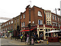 TQ3183 : The Alma pub, Chapel Market by Stephen Craven