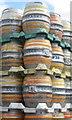SE2281 : Black Sheep casks by Dave Pickersgill