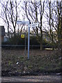TG5101 : Roadsign on Sidegate Road by Adrian Cable