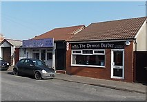 ST1067 : The Demon Barber, Barry by Jaggery