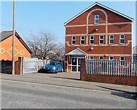 ST1067 : Vale Family Practice Porthceri Surgery, Barry by Jaggery