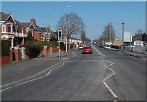 ST1067 : Jenner Road, Barry by Jaggery