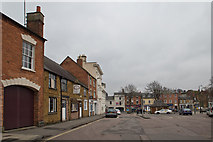 SP4540 : The Woolpack at Banbury Cross, Horse Fair, Banbury by Christine Matthews