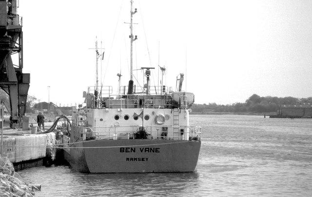 "The ""Ben Vane"" at Drogheda"