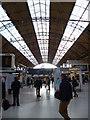 TQ2878 : Inside Victoria Railway Station by Robin Sones