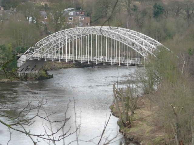 Hagg Bank Bridge