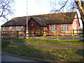 TM5197 : Blundeston Village Hall by Adrian Cable