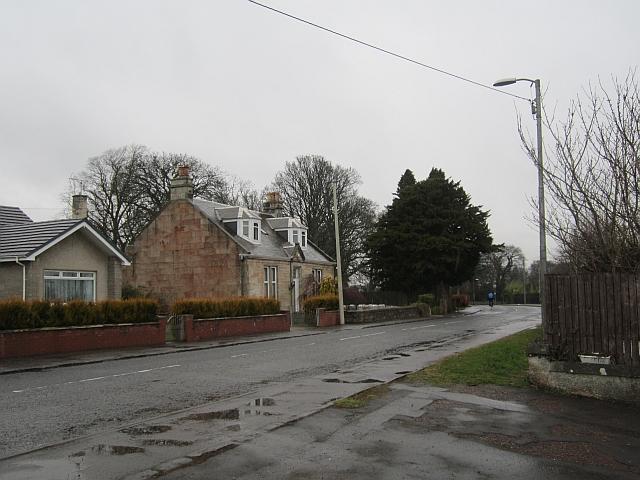 Hunthill Road, Blantyre
