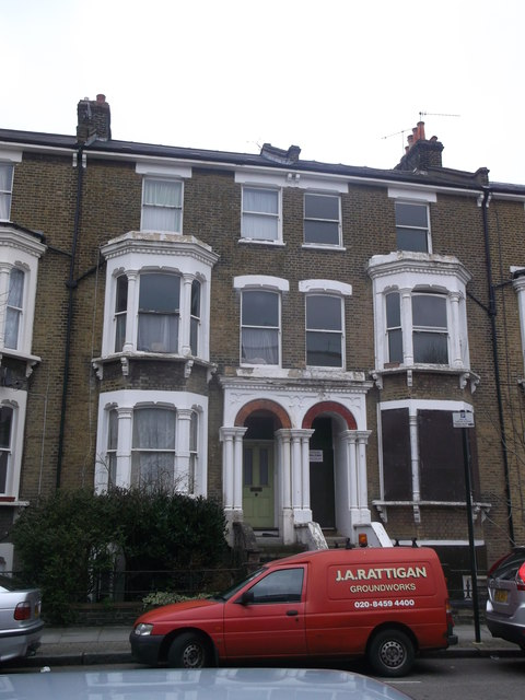 17 Tabley Road, Islington