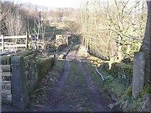 SE0721 : Syke House Lane by Humphrey Bolton