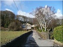 SE0721 : Scar Bottom Lane, Greetland by Humphrey Bolton