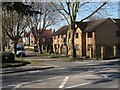 TQ0271 : Avenue Road, Staines by Alan Hunt