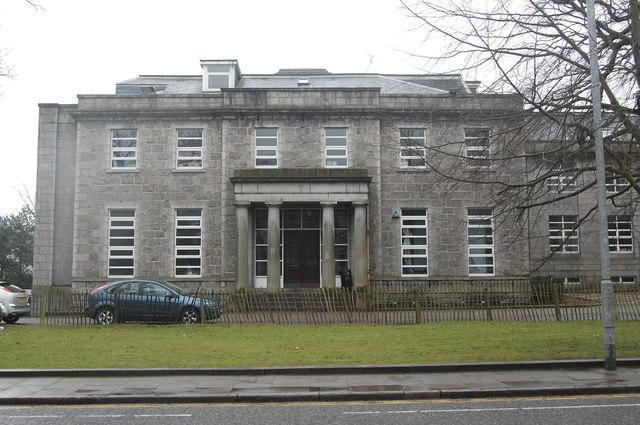 East Pavilion, Harlaw Academy