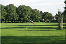 SP3578 : An evening in August, Stoke Green, Coventry CV3 by Robin Stott