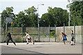 SP3578 : Basketball on Gosford Park MUGA, Coventry CV3 by Robin Stott
