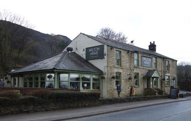 The Wilton Arms pub