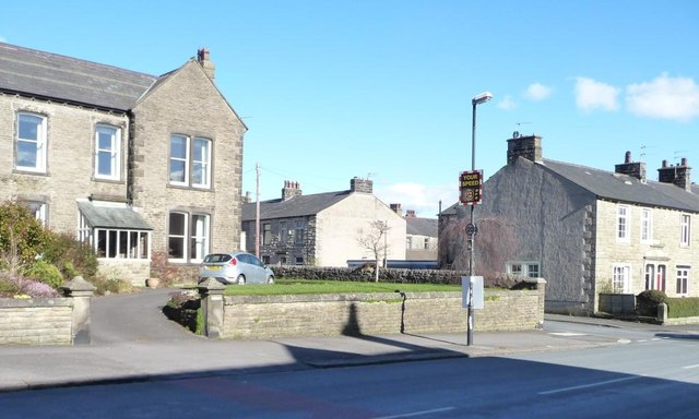 Watch your speed on Waddington Road, Clitheroe