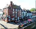 SO7875 : SE end of Severn Side North, Bewdley by Jaggery