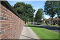SP0892 : The Ridgeway B23 past Witton Cemetery by Robin Stott