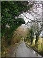 SP9303 : The Pednor Bottom road, west of Westdean Lane by Stefan Czapski