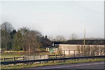 NY3366 : Guards Farm by David Dixon