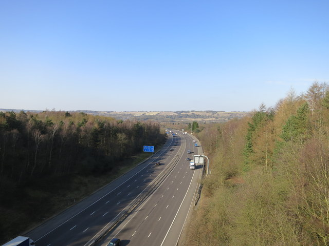 The M23 Motorway
