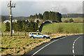 NY4227 : Westbound A66 near Hilltop Farm by David Dixon