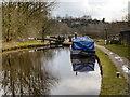 SD9703 : Huddersfield Narrow Canal, Roaches by David Dixon