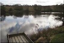 SD7013 : Gleaves reservoir, Dunscar by Philip Platt