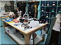 SJ8398 : Wardrobe store on open day, Royal Exchange Theatre by David Hawgood