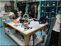 SJ8398 : Wardrobe store on open day, Royal Exchange Theatre by David Hawgood