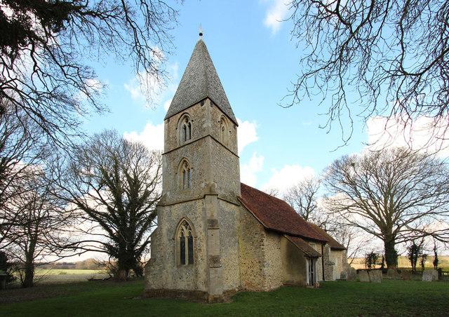 St Mary, Chickney