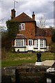 SP2366 : Lock-keeper's cottage, Hatton Lock by Jim Osley