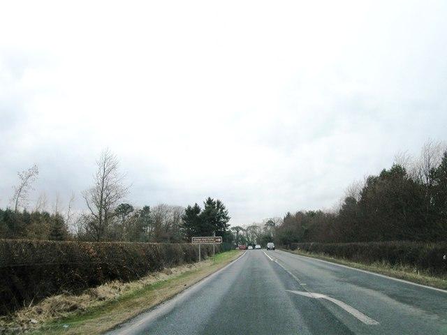 A697 northbound