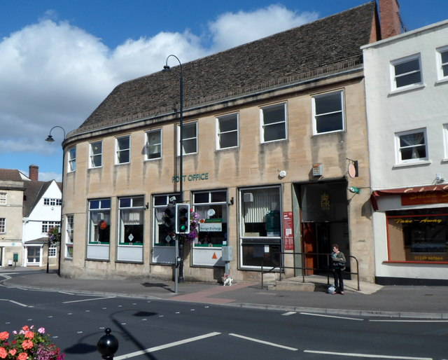 Last weeks of Chippenham Post Office