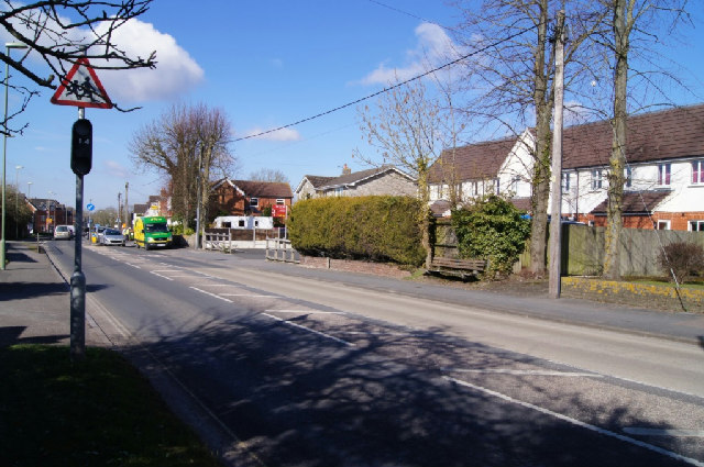 Weyhill Road